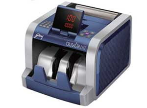 Godrej Crusader Lite Currency Counting Machine