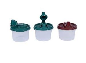 Signoraware Easy Flow Mini Oil Pourer 200ml Set of 3