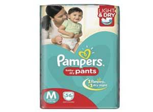 Pamper Medium Size Diapers Pants