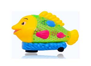 Planet Of Toys Dancing Musical Fish With Lights