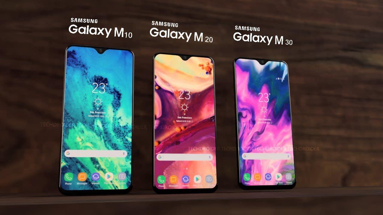 Galaxy M-series