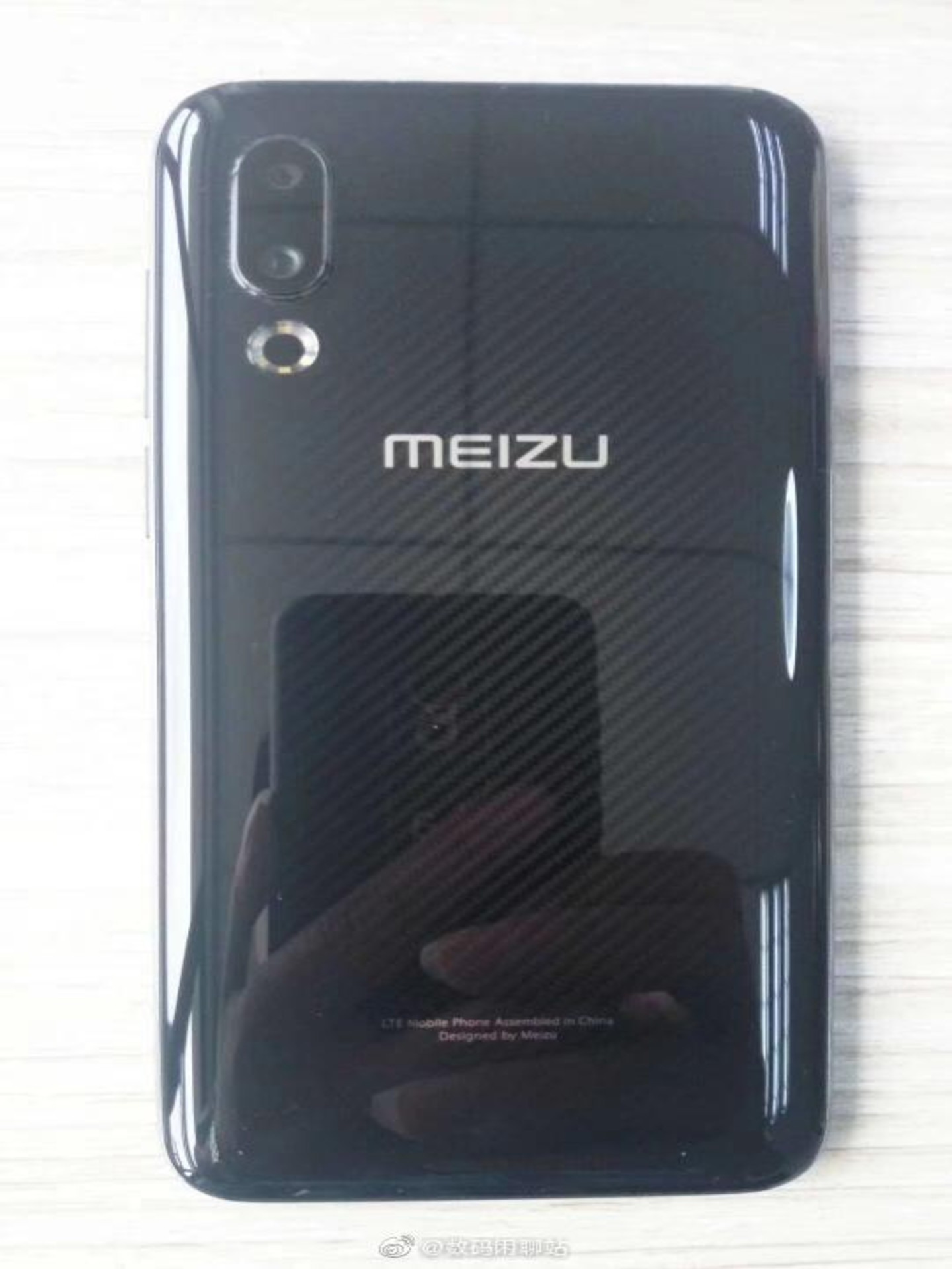 Meizu 16s hands-on image