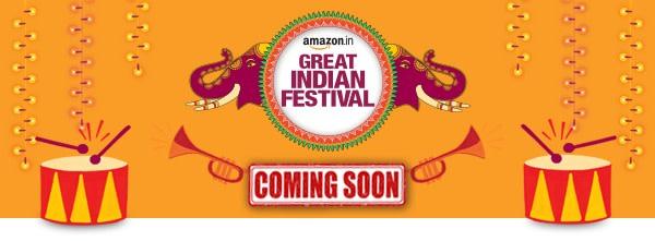 amazon great india festival 2019