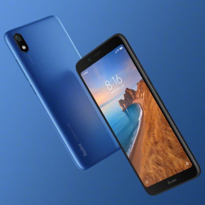 Xiaomi's Redmi 7A