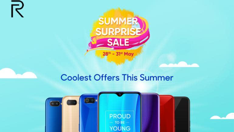 Realme Summer Sale