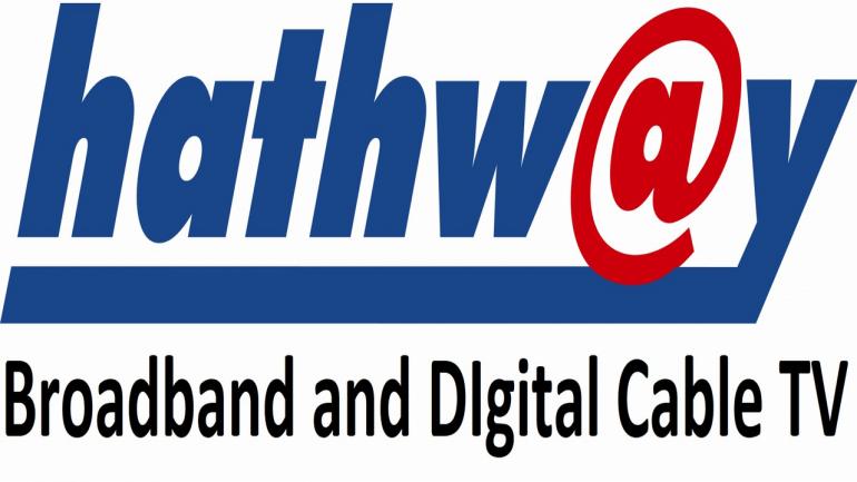 Hathway Broadband offering