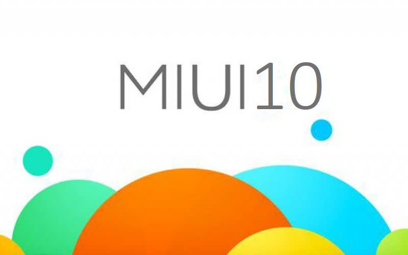 miui10 update for redmi note 7 pro