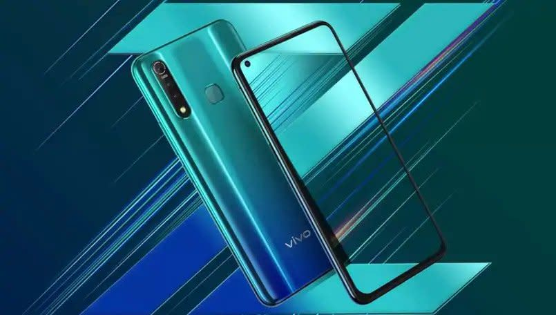 vivo Z1 pro hands on image leaked