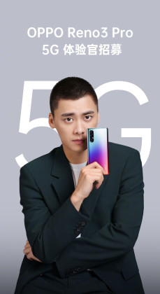 OPPO Reno 3 Pro 5G Hands-On