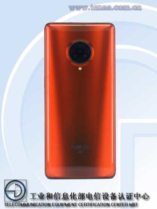 Vivo Nex 3 5G SD865 Image