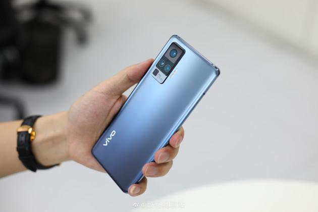 Vivo X50 Pro Live Image