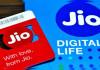 Reliance Jio Rs 2121 Prepaid Pack