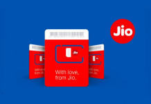 Reliance Jio Recharge ATM
