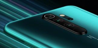 Redmi Note 8 Pro Render