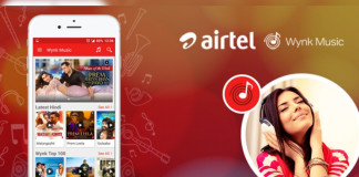 airtel-wynk-music-top-streaming-music-app