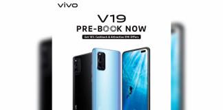 Vivo V19 Pre-orders