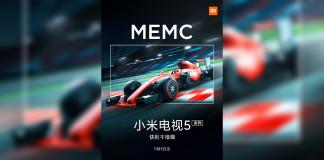 Mi TV 5 MEMC