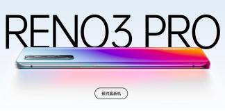 OPPO Reno 3 Pro Closer Look