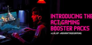 act fibernet gaming packs