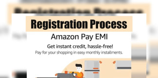 Amazon Pay EMI Registration