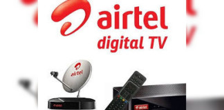 Airtel Digital TV Heavy Refresh