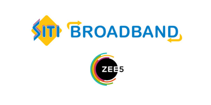 Siti broadband and zee5