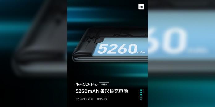 Mi CC9 Pro Battery