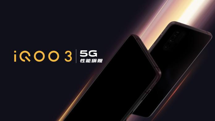 iQOO 3 5G Teaser