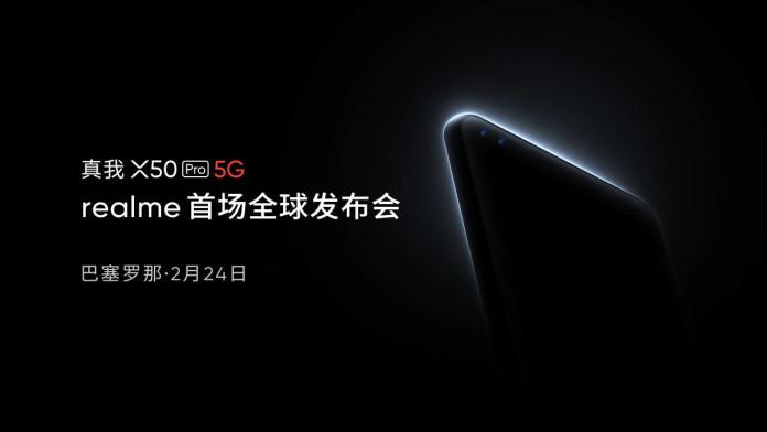 Realme X50 Pro Launch