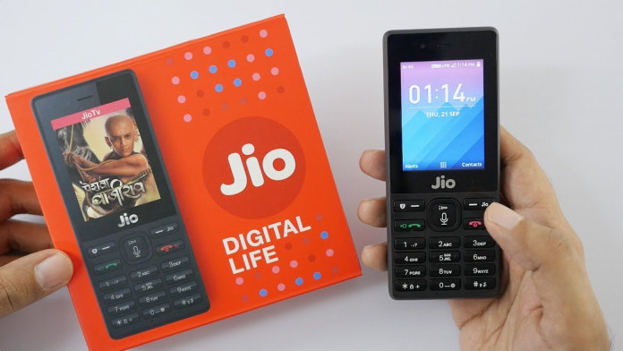 JioPhone All-in-one plans