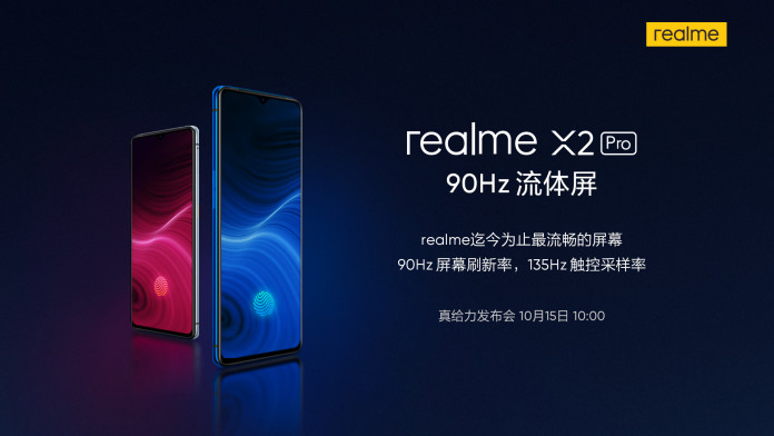 Realme X2 Pro new features