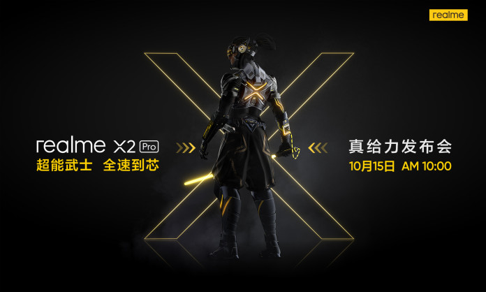 Realme X2 Pro Official