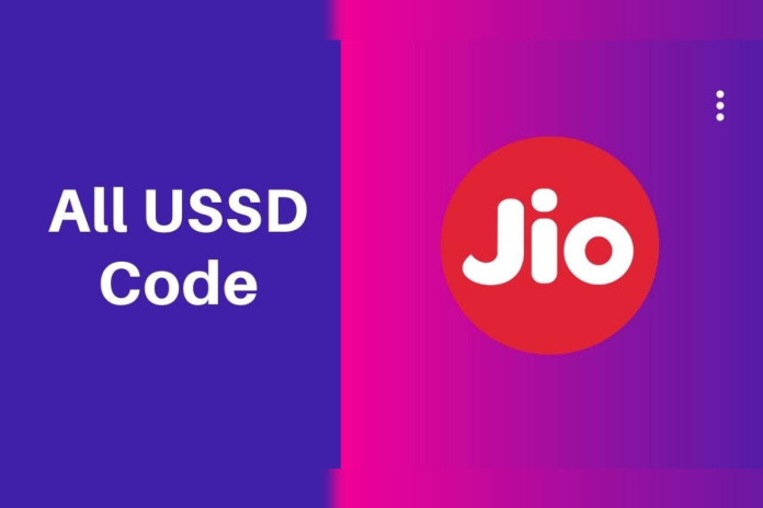 Reliance Jio USSD Codes List