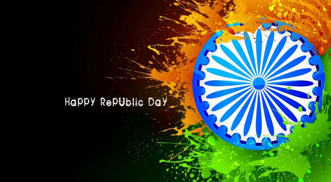 A Very Happy 68th Republic Day, 2017 to All the Citizens of Ever Sparkling India!