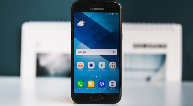 Samsung Galaxy A3 2017: Features & Specifications