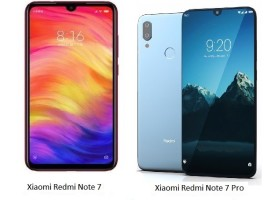 Redmi Note 7 and Note 7 Pro May Hit the Indian Market Soon