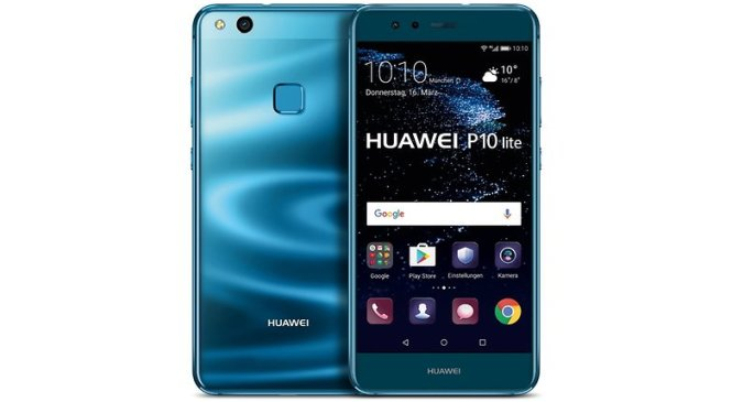 Huawei P10 Lite: Features & Specifications