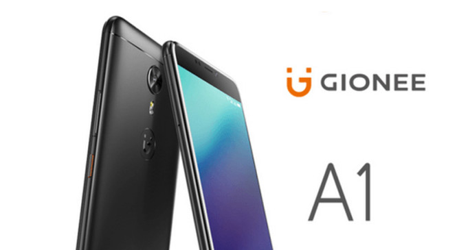 Gionee A1 Mobile Launch to Take Place Today in New Delhi