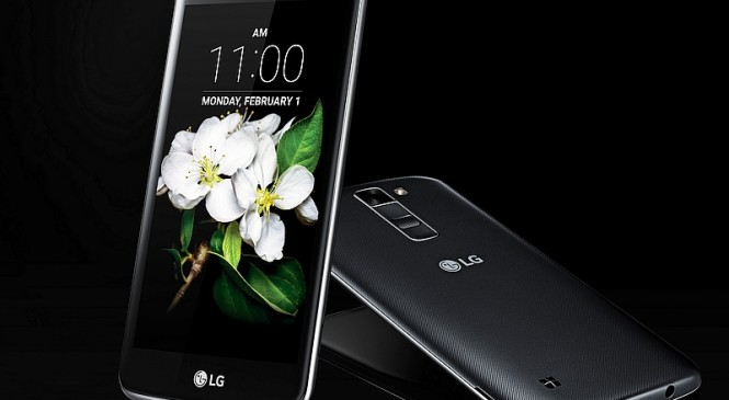 LG K10 8GB: Features & Specifications