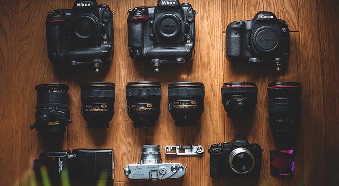 Find the Right Digital SLR Camera