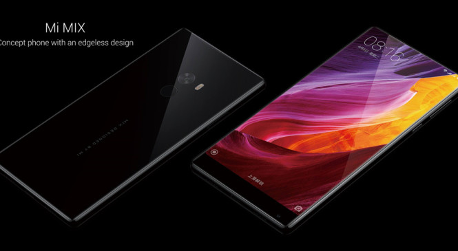 Xiaomi Mi MIX 256GB to Launch on July 18: Features & Specifications