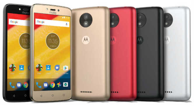 Motorola Moto C Plus Mobile Launch in India on June 19: Expected Price and Specifications