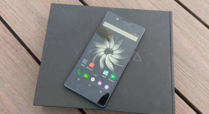 Yu Yu5530 with 5-inch IPS LCD HD Display: Features & Specifications