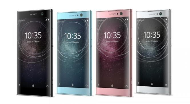 Xperia XA2- A Borderless Design That Fits Your Hand Perfectly