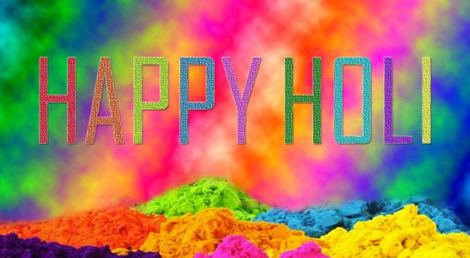 Before we Celebrate Holi this year, Let's Understand It's Significance