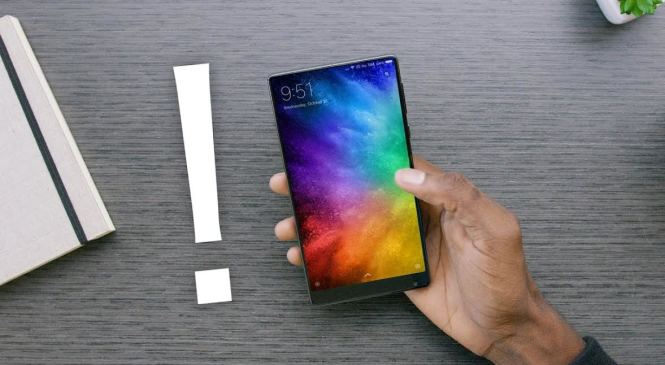 Xiaomi Mi Mix Mobile 128 GB: Features & Specifications