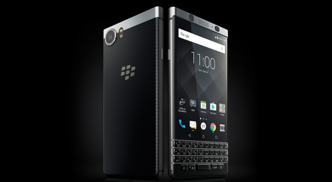 Are You Ready To Try Your Hands On Blackberry KeyOne?