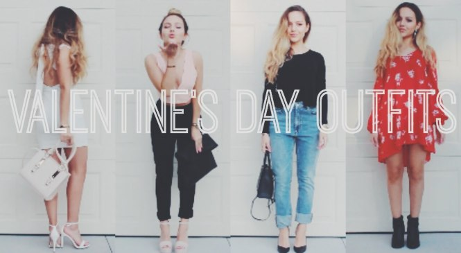 Look like a Valentine Diva With These 5 Sorted Out Looks For Valentine's Day