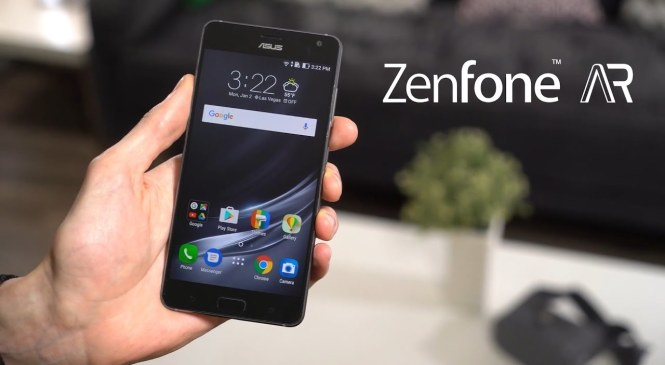 Asus Zenfone AR ZS571KL: Features & Specifications