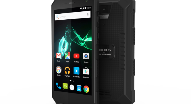 Archos 50 Saphir: Features & Specifications